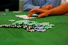 Vector del póker imagen de archivo