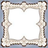 Vector del pañuelo Foto de archivo libre de regalías