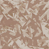 Vector desert camouflage background Stock Photography