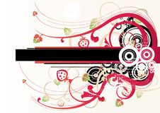 Vector for design. This banner designed for your business promotion Royalty Free Stock Images