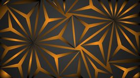 vector background abstract black polygon stock illustration