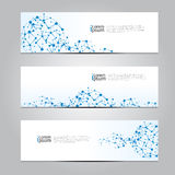 Vector design Banner backgrounds Royalty Free Stock Photo