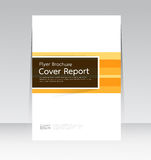Vector design for Cover Report Annual Brochure Flyer Poster in A4 size Stock Photos