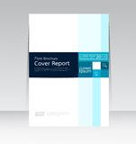 Vector design for Cover Report Annual Brochure Flyer Poster in A4 size vector illustration