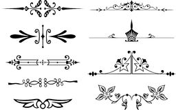 Vector design elements Stock Images