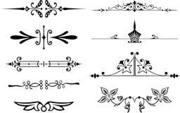 Vector design elements Stock Images