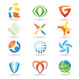 Vector design elements 3 Stock Photography