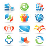 Vector design elements 6 Royalty Free Stock Photo