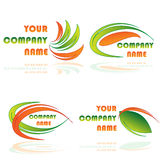 Vector design elements Stock Photography