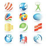 Vector design elements 7 Royalty Free Stock Photo