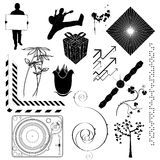 Vector design elements... Stock Photo