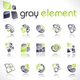 Vector design elements. Set 14. Royalty Free Stock Photography