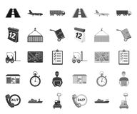Isolated object of goods and cargo icon. Collection of goods and warehouse stock symbol for web. Vector design of goods and cargo symbol. Set of goods and royalty free illustration