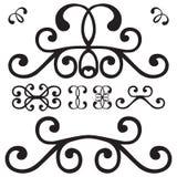 Vector design ornaments Stock Photo