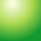 Vector design pattern. Green waves abstract light Royalty Free Stock Photos