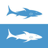 Abstract shark Stock Images