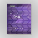 Vector design template layout for brochure, cover, infographic. Vector design template layout for brochure, cover, illustration, infographic Royalty Free Stock Photography