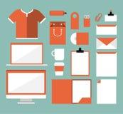 Vector design templates Royalty Free Stock Photos