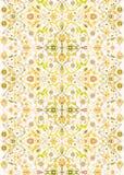 Floral decoration Stock Images