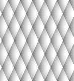 Vector - Diamond Pattern Black And White inconsútil  Imagen de archivo libre de regalías