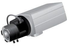 Vector digital camera Stock Photos