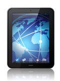 Vector digital tablet Royalty Free Stock Image