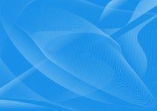 Vector digitale hemels vector illustratie