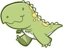 Vector Dinosaur Stock Photos