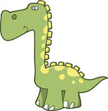 Vector Dinosaur Stock Photo