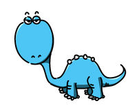 Vector dinosaur Stock Images