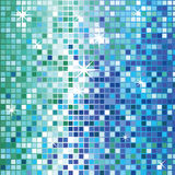 Vector disco background Royalty Free Stock Image