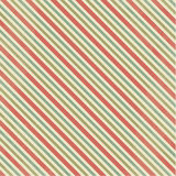 Vector discreet striped background. Abstract square backgrond in. Fresh colors. Clean pattern Royalty Free Stock Image