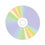 Vector disk Stock Images