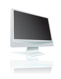 Vector display. Display on white background. Vector illustration Royalty Free Stock Image