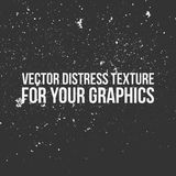 Vector Distress Texture for Your Graphics royalty free stock photography