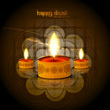 Vector diwali bright colorful festival  Stock Photos