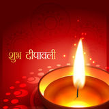 Vector diwali diya. Diwali diya design with space for your text