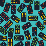 Vector of Domino Background. Eps10 Royalty Free Stock Image