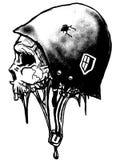 Vector donker art. Royalty-vrije Stock Foto