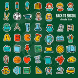 Vector Doodle Icons Universal Set Stock Photography