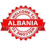 Vector Doodle of WELCOME TO COUNTRY ALBANIA . EPS8 . Vector Illustration Doodle of WELCOME TO COUNTRY ALBANIA . EPS8 Royalty Free Stock Photo