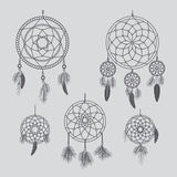 Vector dream catcher Royalty Free Stock Photography