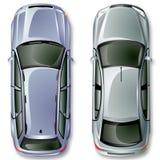 Vector Duitse auto's. Royalty-vrije Stock Fotografie