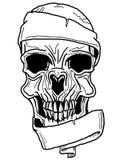 Vector dunklen Art. Lizenzfreies Stockfoto