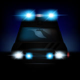 Vector dutch ambulance Stock Images