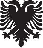 Vector Eagle. / Crest isolated illustration Stock Photo