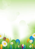 Vector easter design Stock Images