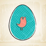 Vector Easter eggs Stock Image