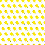 Vector Easter seamless pattern Royalty Free Stock Photography