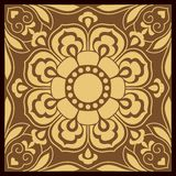 Vector Eastern Ornament Royalty Free Stock Photography